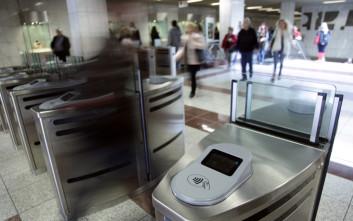 Κλείνουν σταδιακά από σήμερα οι μπάρες ελέγχου εισιτηρίου σε μετρό και ηλεκτρικό
