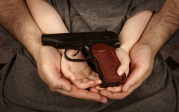 Ένα 6χρονο αγοράκι πήγε στο σχολείο του με γεμάτο πιστόλι