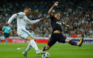 Άντεξε η Τότεναμ στη Μαδρίτη, μεγάλες νίκες για Λίβερπουλ και Σπαρτάκ