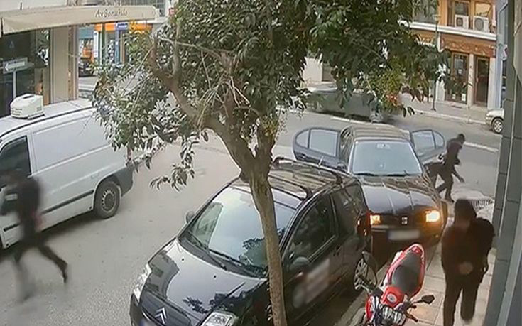Κινηματογραφική καταδίωξη στην Αλεξανδρούπολη