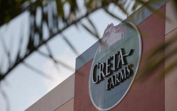 Με ΕΒΙΤDA 8,4 εκατ. ευρώ, η CRETA FARMS σημειώνει αύξηση 66%