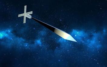 Δορυφόρος «έργο τέχνης» θα είναι ορατός χωρίς τηλεσκόπιο