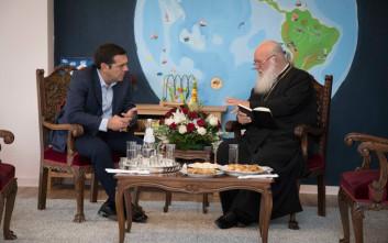 Τσίπρας: Ανεκτίμητο το έργο της Αποστολής και της Εκκλησίας