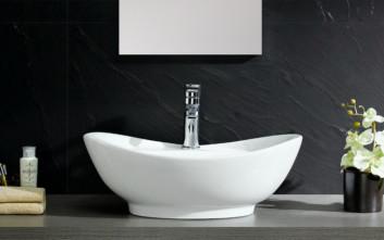 Δύο τρόποι να απομακρύνετε τα μυγάκια από το μπάνιο