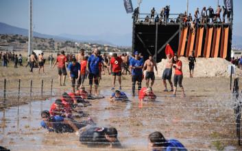 Απόβαση από 2.500 «Λεγεωνάριους» του Legion Run Athens 2017 στο Μαρκόπουλο