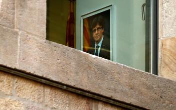 Ο Πουτζντεμόν απελευθερώθηκε και απηύθυνε έκκληση στη Μαδρίτη