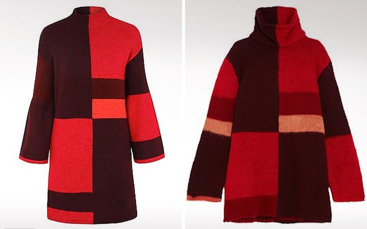 Αυτά τα δύο παλτό έχουν 1.980 ευρώ διαφορά