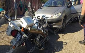 Άγρια αστυνομική καταδίωξη στους δρόμους της Αμαλιάδας