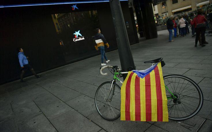 Κι άλλη αποχώρηση από την Καταλονία