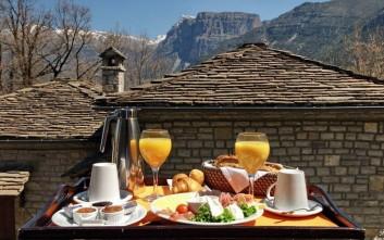 Πρωινά ελληνικών ξενοδοχείων που θα σου μείνουν αξέχαστα