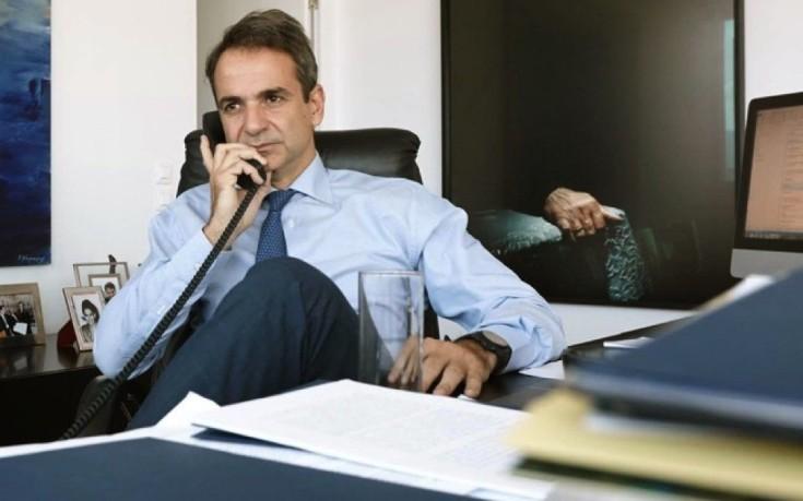 Ο Μητσοτάκης έδωσε συγχαρητήρια στην Αστυνομία και προκάλεσε την αντίδραση της κυβέρνησης