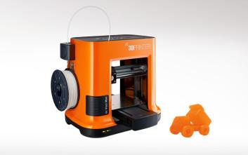 Ένας προσιτός 3D εκτυπωτής για να πειραματιστείτε