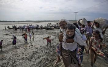 Τριακόσιους Ροχίνγκια την ημέρα θα δέχεται πίσω η Μιανμάρ