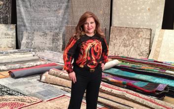 Έκθεση χαλιών Despina Miraraki στη Θεσσαλονίκη
