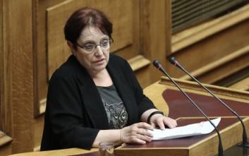 Παπαρήγα: Τα αστικά κόμματα θέλουν τους εργαζόμενους υποταγμένους στους στόχους του κεφαλαίου