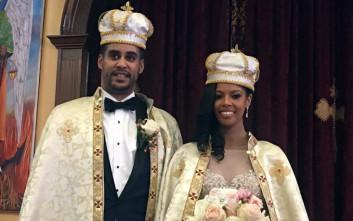 Αμερικανίδα γνώρισε σε πάρτι τον πρίγκιπα της Αιθιοπίας και τον παντρεύτηκε
