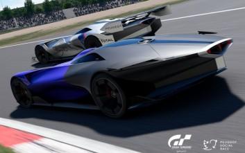 Το Peugeot Vision Gran Turismo είναι το απόλυτο παιχνίδι στο PS4