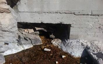 Χωρίς νερό κινδυνεύουν να μείνουν χωριά της Ηπείρου