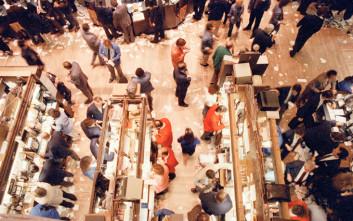 Αμερικανοί χρηματιστές δεν αποκλείουν ένα κραχ αντίστοιχο του 1987