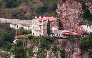 Το «σπίτι της Παναγιάς» στην Ευρυτανία