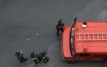 Οδηγός βρέθηκε νεκρός μέσα στο αυτοκίνητό του που πήρε φωτιά