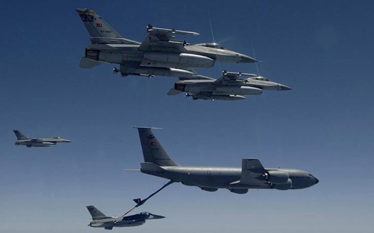 Αερομαχία χθες στο Καστελόριζο