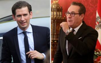 Επαφές Κουρτς με την άκρα δεξιά για τον σχηματισμό κυβέρνησης συνασπισμού στην Αυστρία