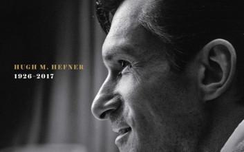 Το Playboy τιμά τον Χιου Χέφνερ με ένα ιστορικό εξώφυλλο