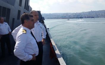 Αθήνα και Τελ Αβίβ αναβαθμίζουν την συνεργασία τους στα πολεμικά υποβρύχια