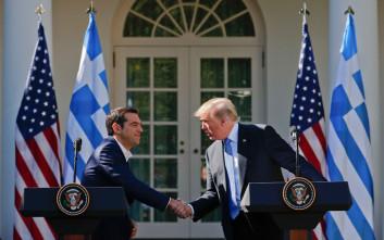 Τσίπρας: Προσβλέπουμε σε προσέλκυση σημαντικών αμερικανικών επενδύσεων