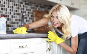 Τα σημεία του σπιτιού που πρέπει να καθαρίζονται καθημερινά