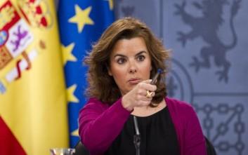 Η Ισπανία απειλεί να πάρει υπό τον άμεσο έλεγχό της την Καταλονία