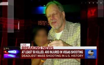 Στο Λος Άντζελες η σύντροφος του άνδρα που αιματοκύλησε το Λας Βέγκας
