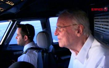 Με «πιλότο» τον Σάββα Θεοδωρίδη στη Βαρκελώνη ο Ολυμπιακός