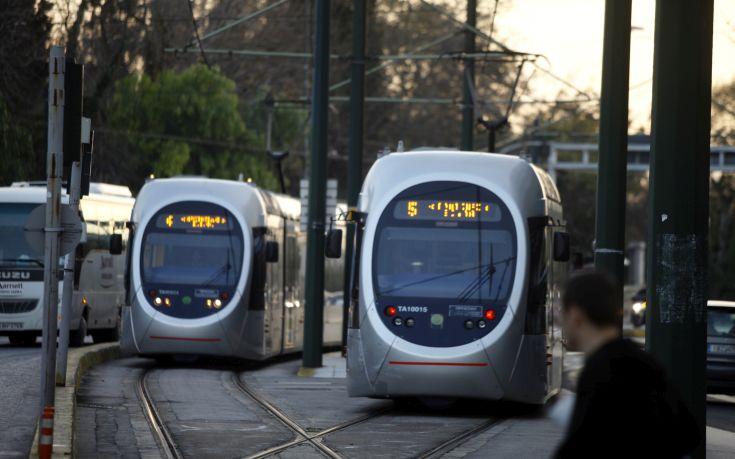 Προσφυγή κατά των έργων της επέκτασης του τραμ στον Πειραιά