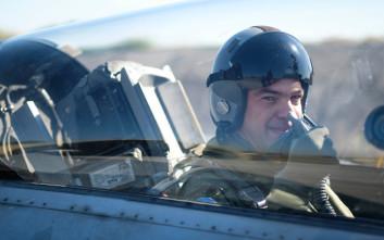 Ο Παΐσιος, ο Τσίπρας στο F-16 και οι «Αέρινες Σιωπές»