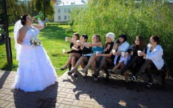 Αξέχαστα άλμπουμ από γάμους στη Ρωσία