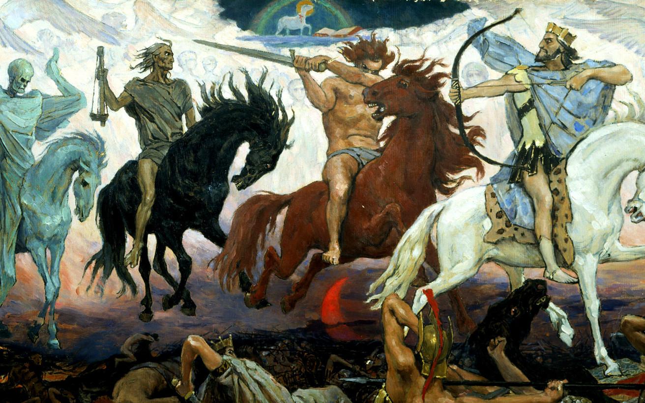 Τι είναι τελικά οι Τέσσερις Ιππότες της Αποκάλυψης