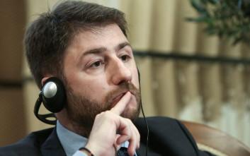 Ανδρουλάκης: Να ονομαστεί «Ανδρέας Παπανδρέου» αίθουσα του Ευρωπαϊκού Κοινοβουλίου