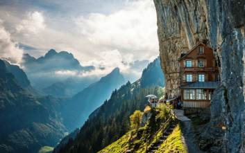 Ξενοδοχεία στα οποία θα ήθελες να μείνεις έστω ένα βράδυ