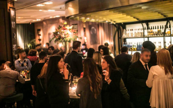Zonars, το bar - restaurant με το πιο «ψαγμένο» κοινό της πόλης