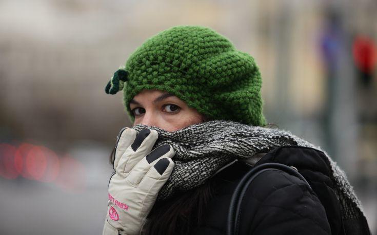 Ψυχρό μέτωπο θα σαρώσει την Ελλάδα τα Χριστούγεννα σε μόλις 12 ώρες