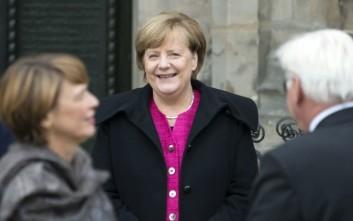Έκκληση της Μέρκελ για ανεξιθρησκία και θρησκευτική ελευθερία