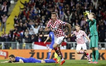«Με Μάντζουκιτς κόντρα στην Ελλάδα η Κροατία»