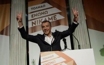 Θεοδωράκης: Η ψήφος της Κυριακής διαμορφώνει τη λύση για τις εθνικές εκλογές