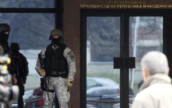 Φόβοι για τρομοκρατικό χτύπημα στα Σκόπια