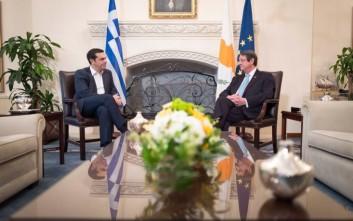 Τσίπρας: Ελλάδα και Κύπρος, παράγοντες σταθερότητας στη νοτιοανατολική Μεσόγειο