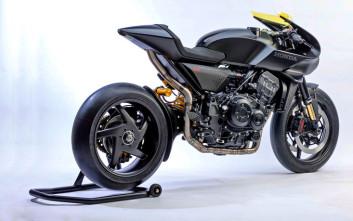 Honda CB4 Interceptor, το επόμενο βήμα