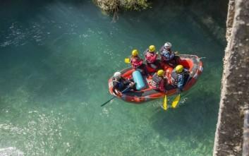 Προτάσεις για σαββατοκύριακο με δράση σε ποταμούς της χώρας