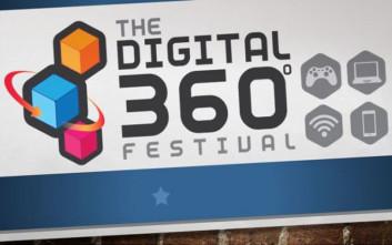 Το New York College Platinum χορηγός στο Digital 360 - Game festival